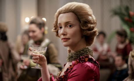 Geillis at the Ball - Outlander Season 3 Episode 12