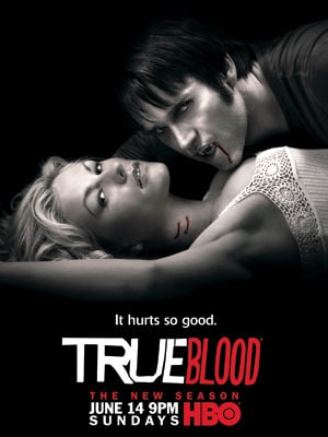 True Blood Season Two Teaser Poster