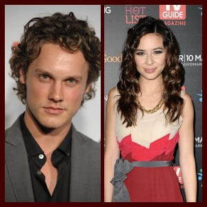 Zachary Abel and Malese Jow