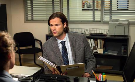 Dressed for Success - Supernatural Season 10 Episode 9