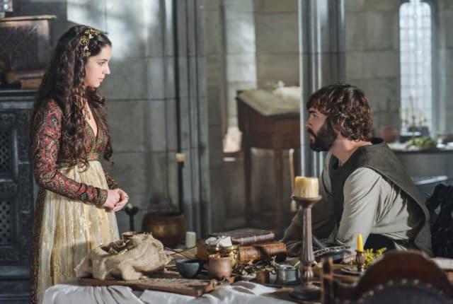 Watch Reign Season 1 Episode 8 Online - TV Fanatic