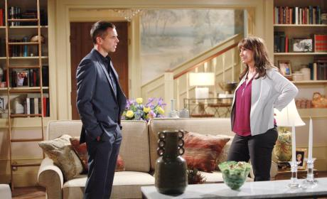 Bend to Jill's Will - The Young and the Restless