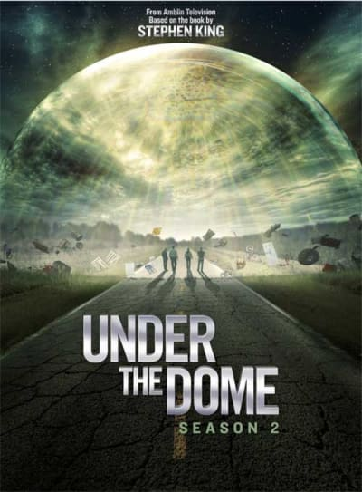 Under The Dome Season 2 DVD