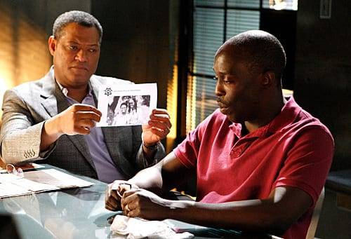 Michael Kenneth Williams on CSI