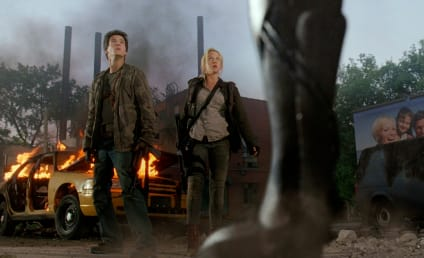 "Falling Skies Review: ""Prisoner of War"""