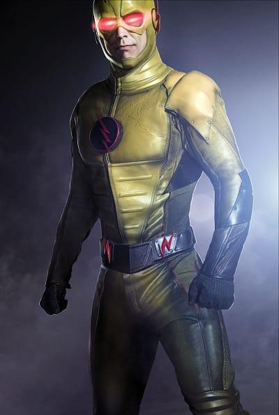 Tom Cavanaugh as Reverse Flash - The Flash Season 1 Episode 15