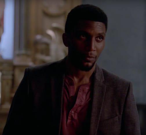 Will Vincent Survive? - The Originals