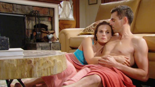 Keep It a Secret - The Young and the Restless