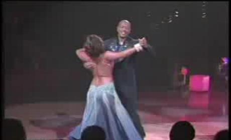 Maurice Greene and Cheryl Burke: The Foxtrot