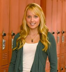 Megan Park as Grace Bowman