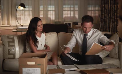 Suits: Patrick J. Adams Returning for Final Season - What About Meghan Markle?