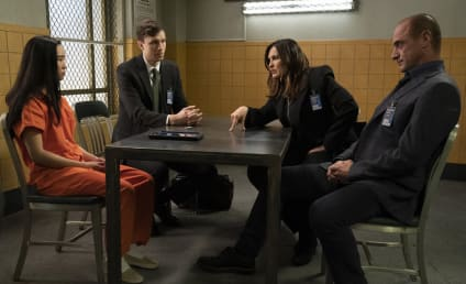 Law & Order: SVU Season 22 Episode 13 Review: Trick-Rolled At The Moulin