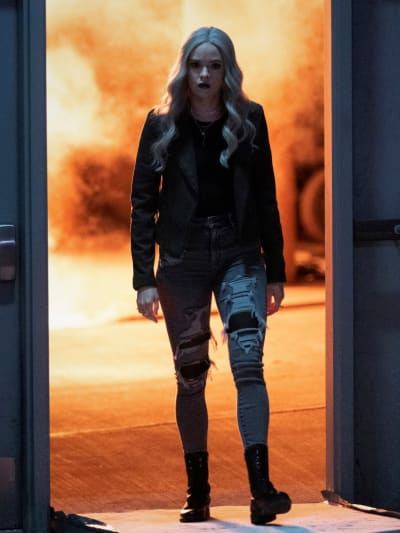 Frost - The Flash Season 7 Episode 7
