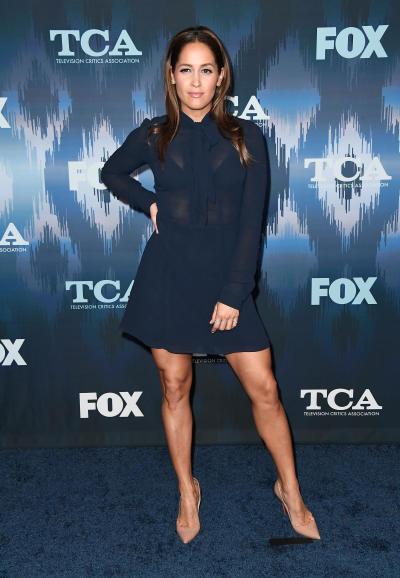 Jaina Lee Ortiz TCA Fox