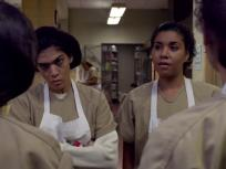 Orange is the New Black: Blanca and Maria