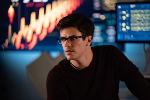 Wells? - The Flash Season 7 Episode 1