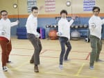 Fencing Lessons - The Big Bang Theory
