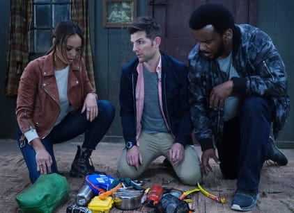 Watch Ghosted Season 1 Episode 9 Online