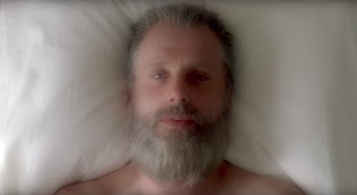 TWD Rick Dead?