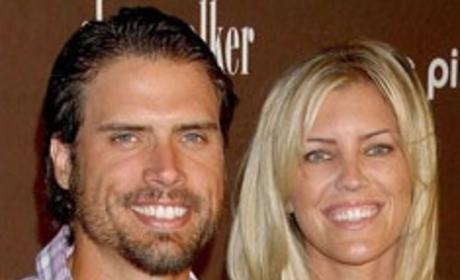 Joshua Morrow, Wife