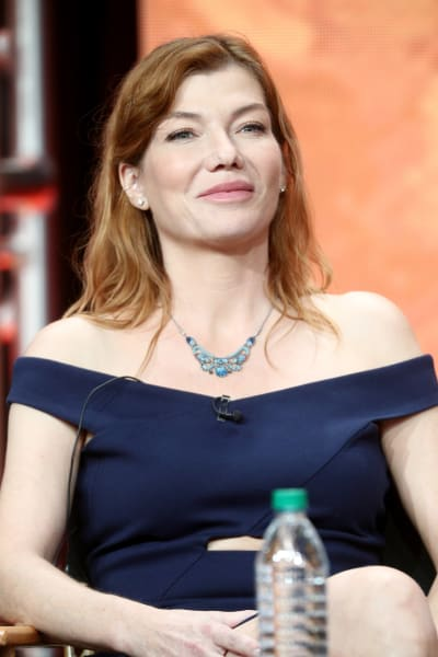 Stephanie Niznik Attends 15th Anniversary of Everwood