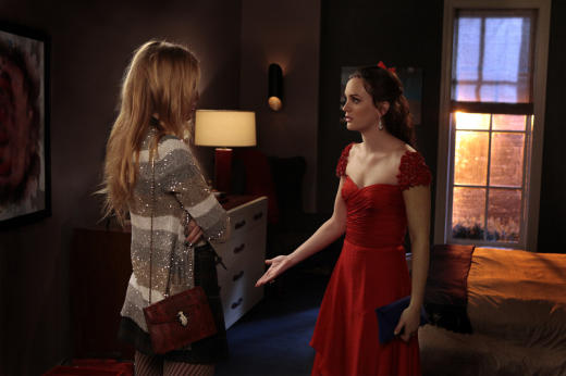 Serena and Blair Image