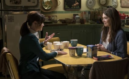 Gilmore Girls Season 8 Episode 4 Review: Fall