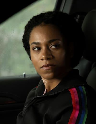 Maggie is Annoyed - Tall - Grey's Anatomy Season 15 Episode 25