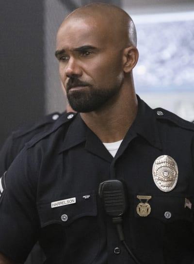 "Daniel ""Hondo"" Harrelson  - SWAT"