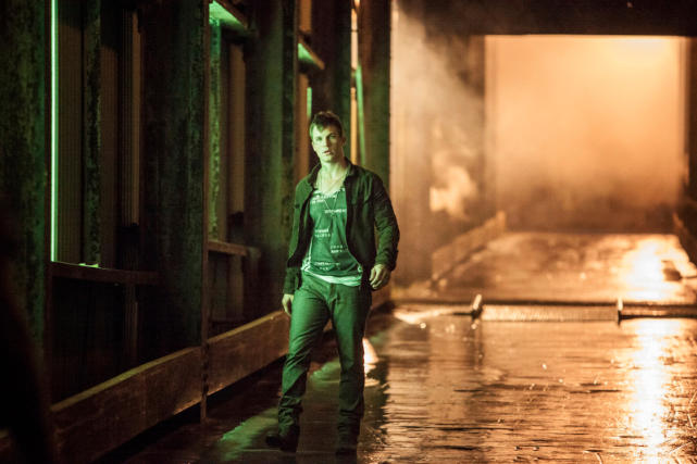 Matt Lanter as Roman