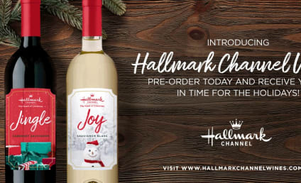 Hallmark Channel Is Celebrating Christmas Early by Launching a Wine Collection!