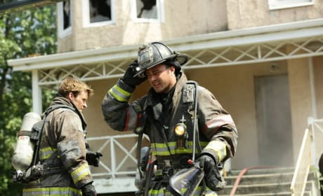 Severide - Chicago Fire Season 4 Episode 1