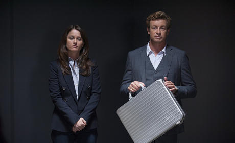 A Closed Case - The Mentalist