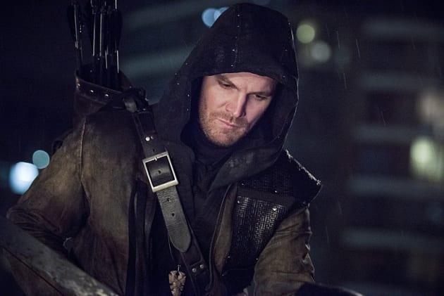 My Name WAS Oliver Queen - Arrow Season 3 Episode 21
