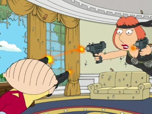 Lois Kills Stewie Picture