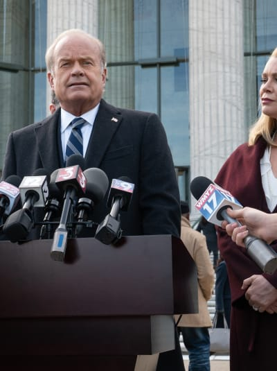 Another Press Conference - Proven Innocent Season 1 Episode 5