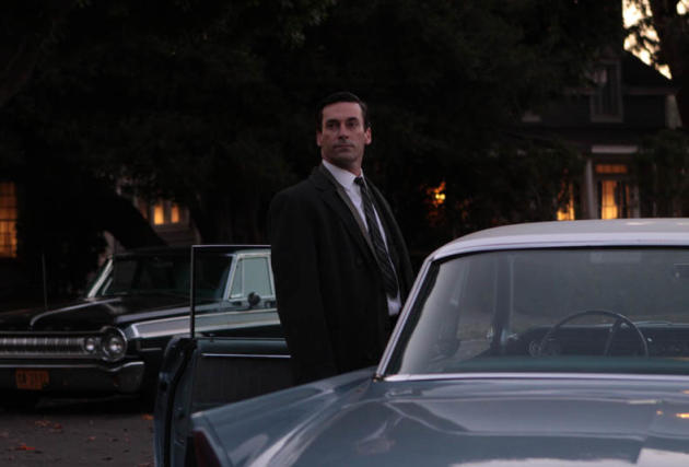 Pic of Don Draper