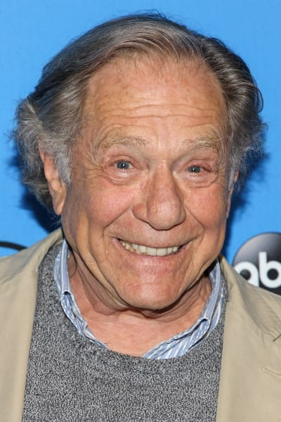 George Segal Attends TCA