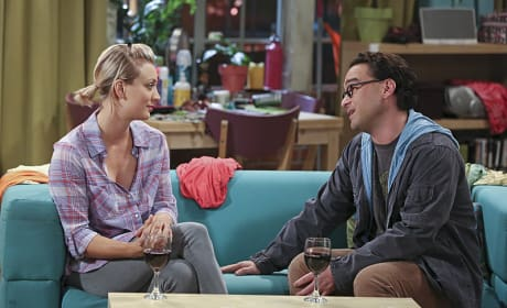 Working Things Out? - The Big Bang Theory Season 9 Episode 2