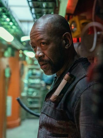 Morgan Is Ready - Fear the Walking Dead Season 6 Episode 15