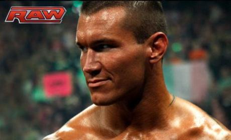 Randy Orton, Raw