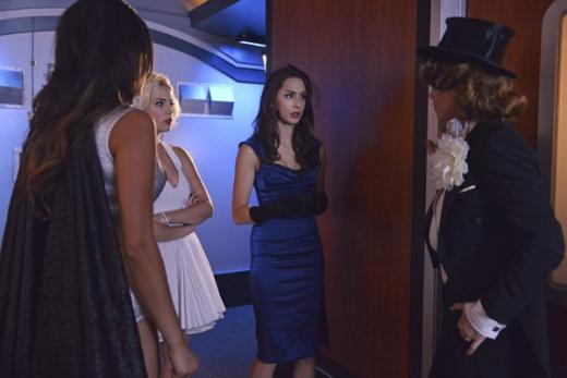 Halloween on Pretty Little Liars