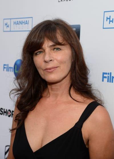 Mira Furlan Attends Hollywood Film Festival