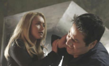 Claire and Parkman