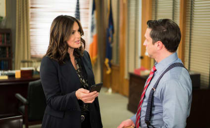 Law & Order: SVU Season 18 Episode 13 Review: Genes