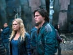 Clarke and Finn - Together At Last? - The 100