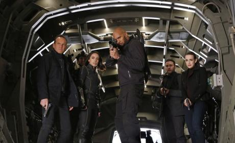 Saving Mace - Agents of S.H.I.E.L.D.