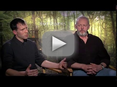 Outsiders Interview: Thomas M. Wright and David Morse