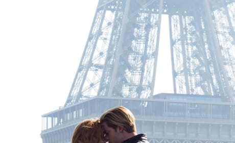 Eiffel Tower Reunion - Shadowhunters Season 3 Episode 12