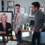 Phil and Luke Ruin Claire's Portrait - Modern Family Season 9 Episode 20